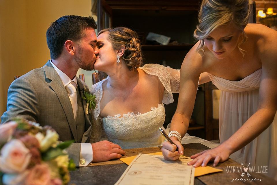 marriage license singing