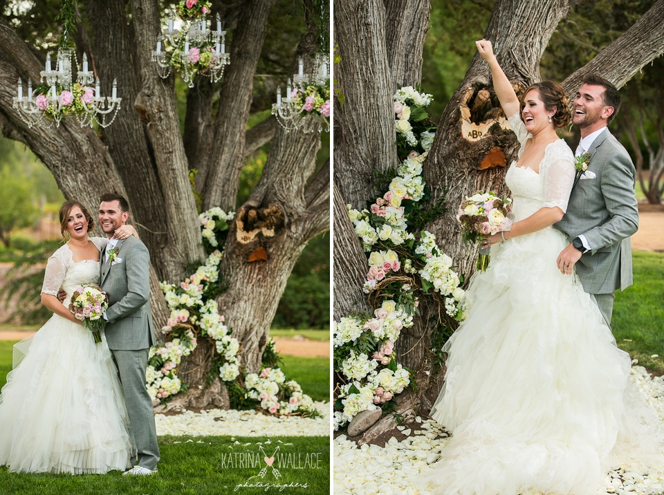 White House Design Studio wedding flowers Arizona