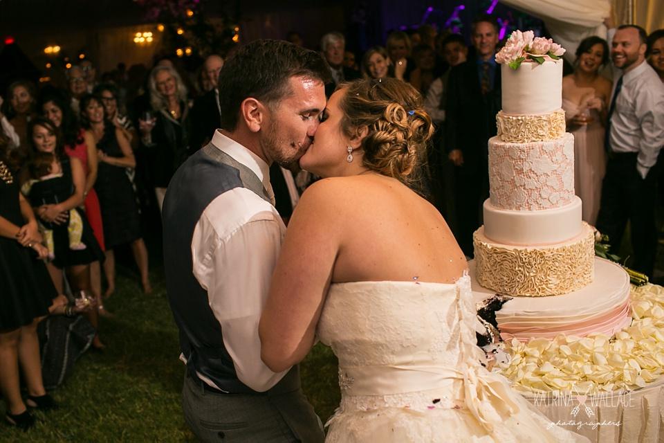 wedding cake cut with thekakshop.com