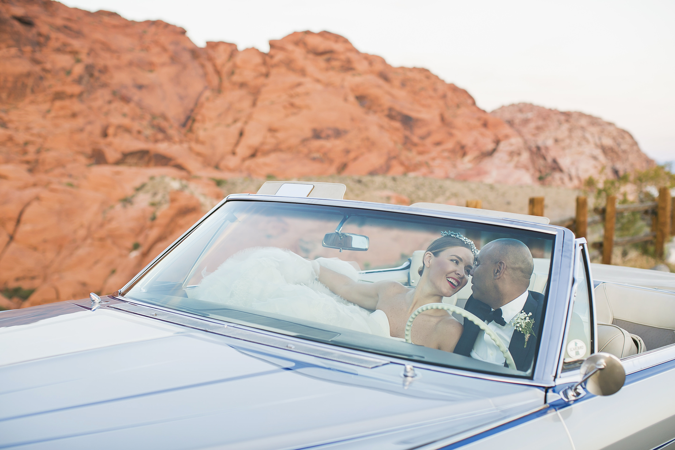 Red Rock Canyon Nevada weddding